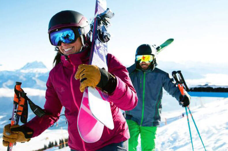 Ski Online Reservierung